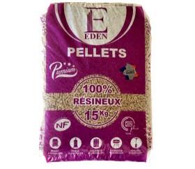 EDEN PELLETS 15 kg DIN+